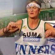 Marathoner Ilaria Bianchi