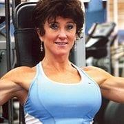 Athlete Kim Crane
