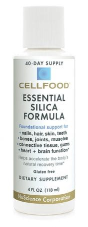 Cellfood Essential Silica Formula 4 OZ Bottle