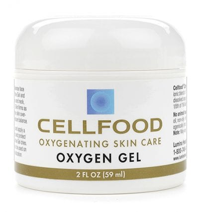 Cellfood Oxygen Gell 2 Oz Container