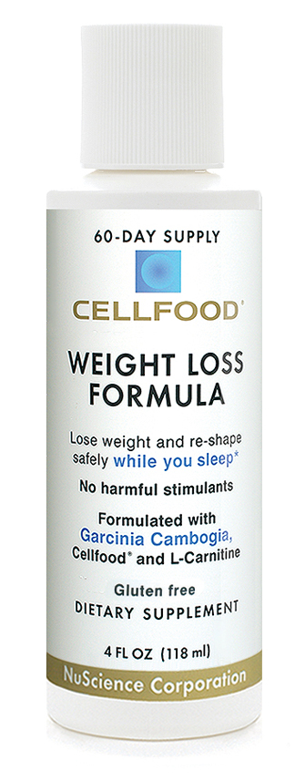 Cellfood Weight Loss Formula 4 OZ Bottle