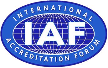 International Accreditation Forum Logo