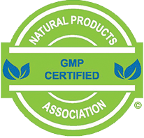 Natural Products Association GMP Certified Logo
